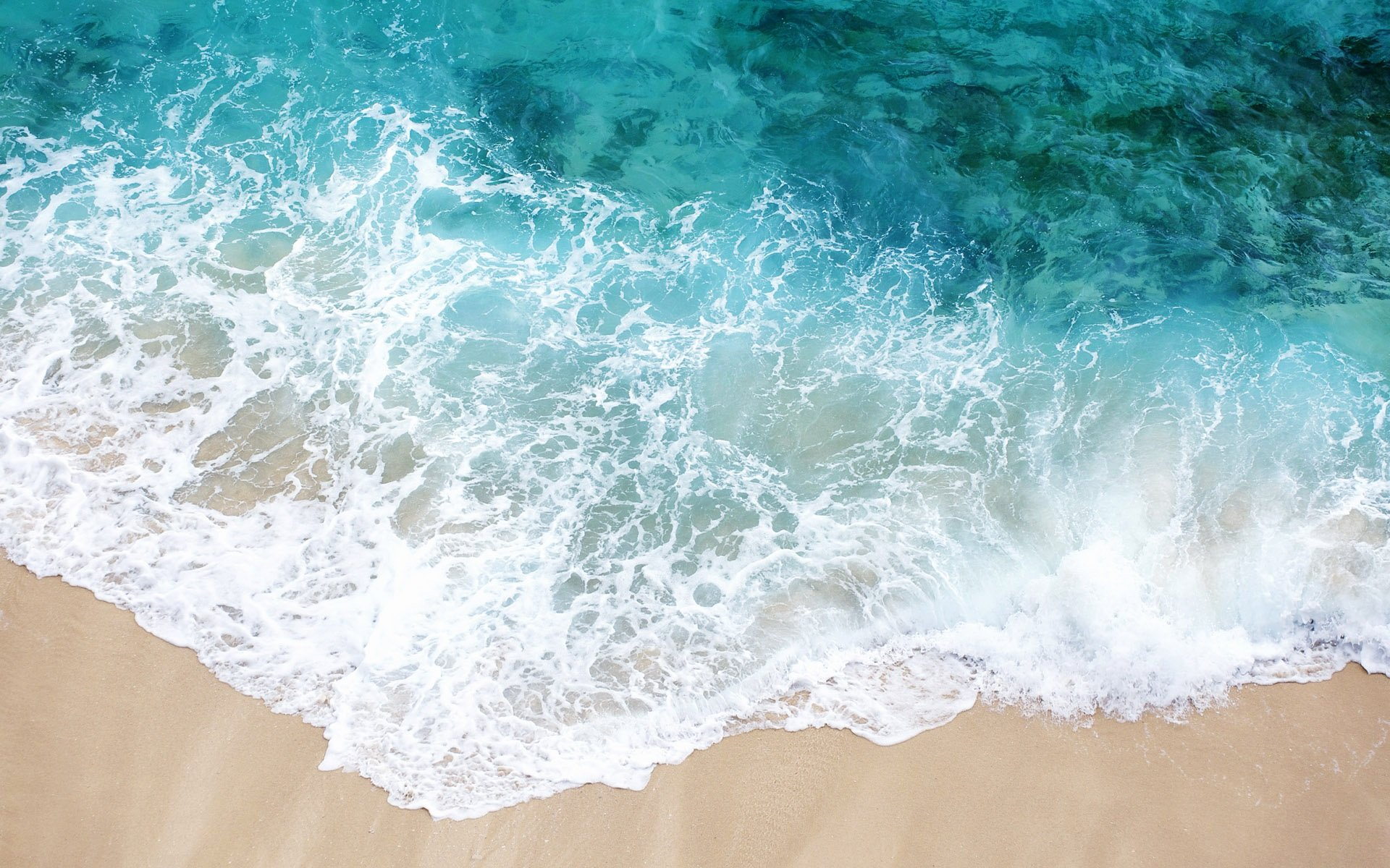 Beach Wallpapers Waves Blue Island Backgrounds